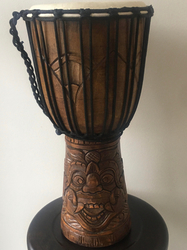 Etno Art djembe Mask